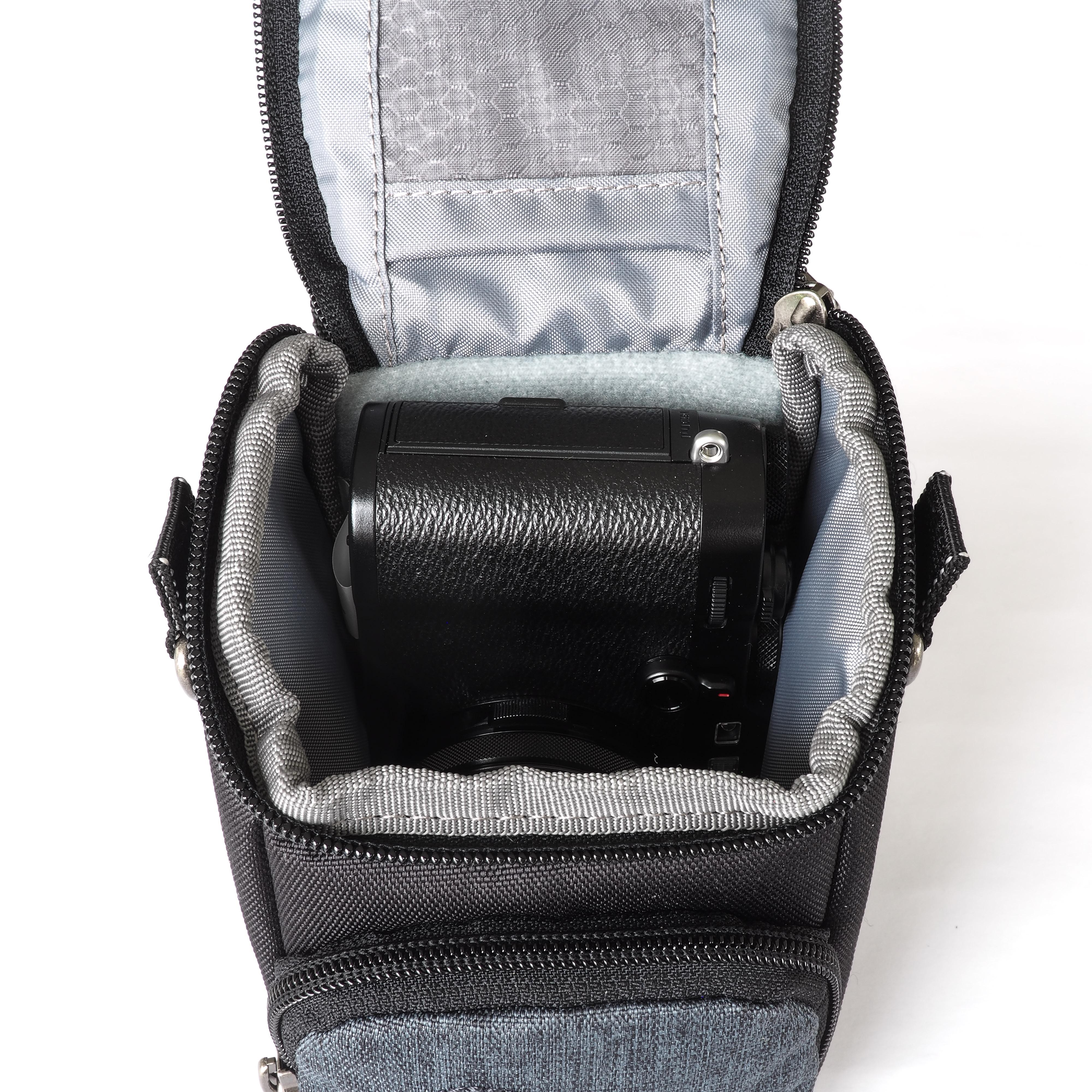 Fujifilm X100F, Haoge LH-X49B 2in1, thinkTANK Mirrorless